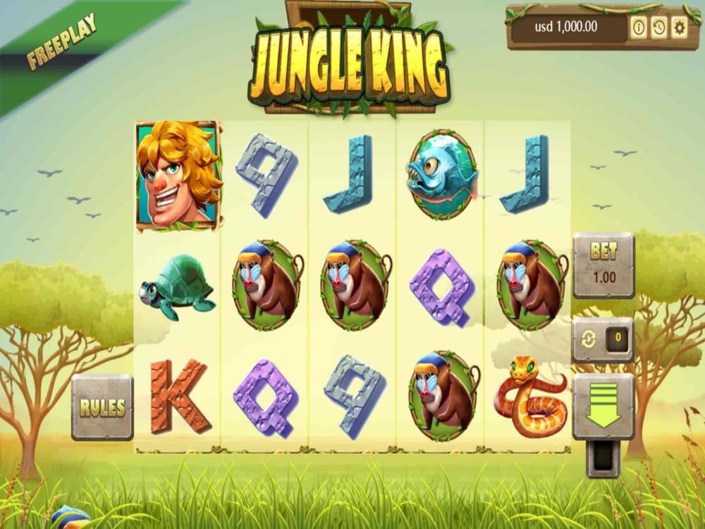 Slot jungle king