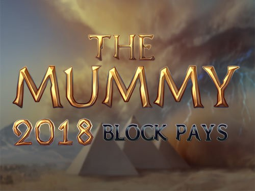 The Mummy 2018 Block Pays