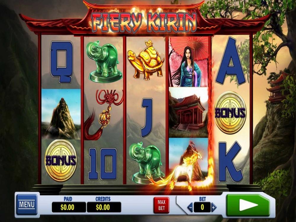 Spiele Fiery Kirin - Video Slots Online