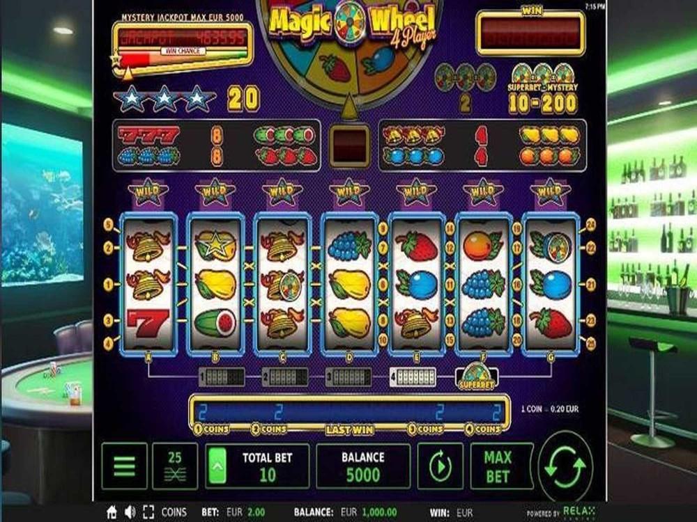 Magic Wheel Slots