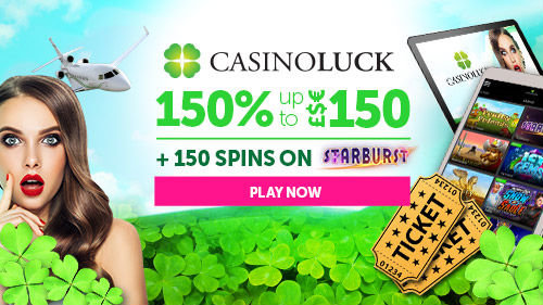 Dig Your Way to CasinoLuck Rewards with a Big Welcome Bonus!