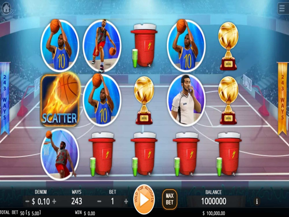 Fastbreak Slot screenshot
