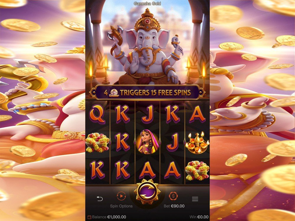 Ganesha Gold Slot Slots Gamblerspick
