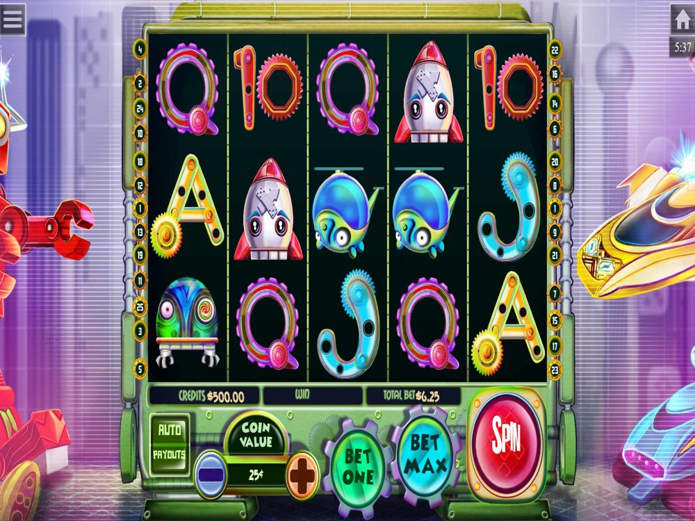 Jackbot Slots screenshot
