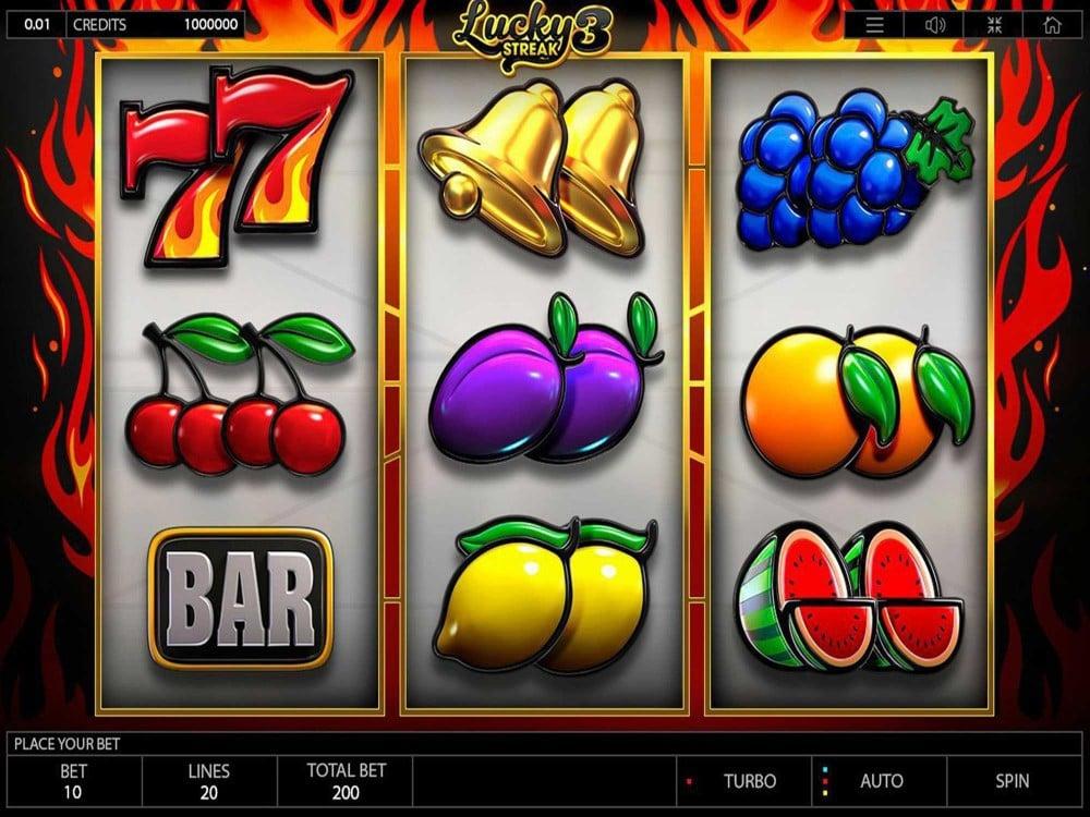 Lucky Streak 3 Slot screenshot