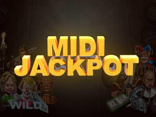 FUGASO Midi Progressive Jackpot