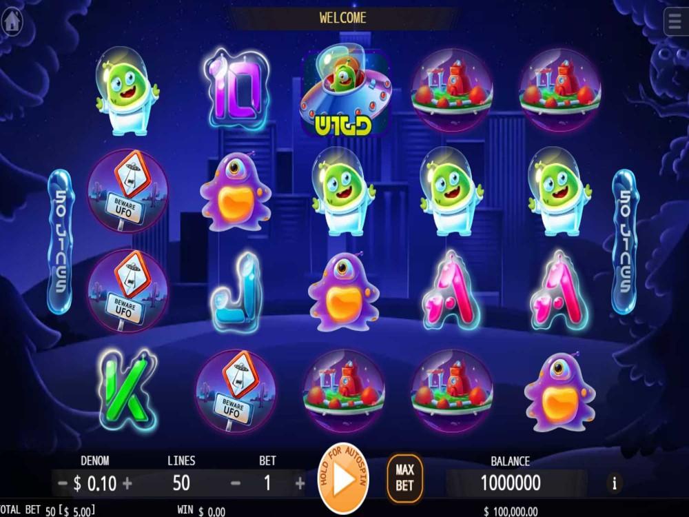 UFO Slot screenshot