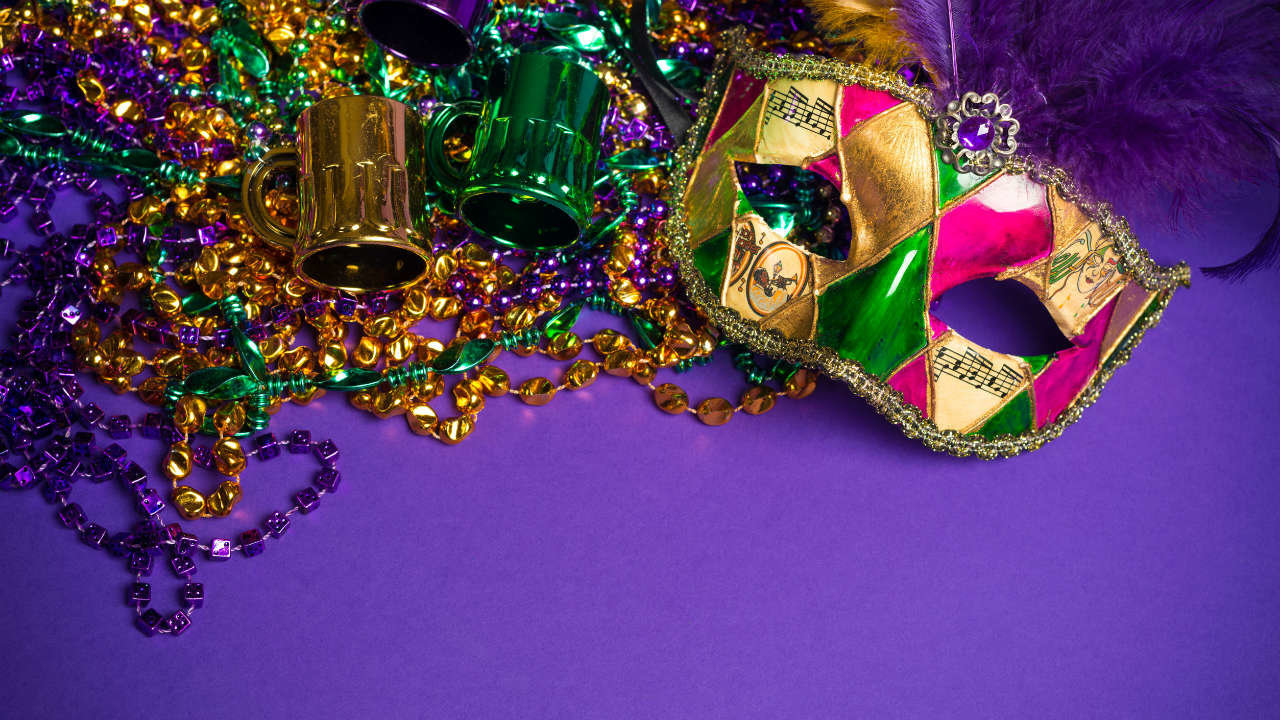 Top 5 Online Slots to Celebrate Mardi Gras in Style