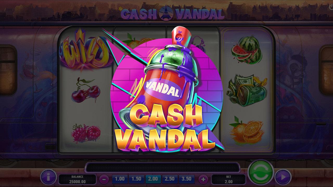 Spiele Cash Vandal - Video Slots Online