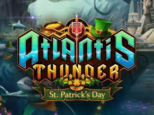 Atlantis Thunder St. Patrick's Day