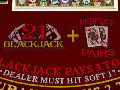 Blackjack Plus Perfect Pairs