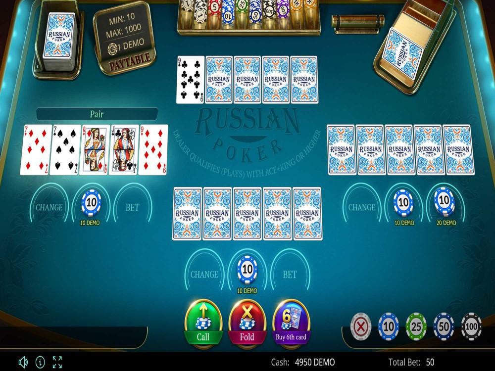 demo russian casino