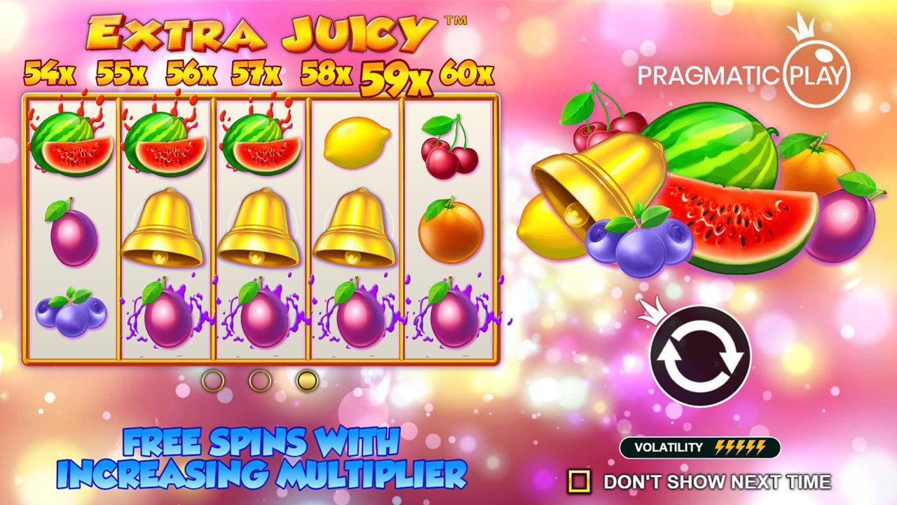 Feast Your Eyes On Extra Juicy By Pragmatic Play