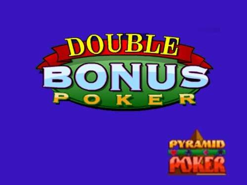 Double Bonus Pyramid Poker