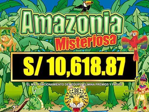Amazonia Misteriosa