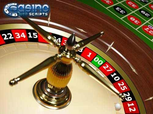 French Roulette 2D Advanced