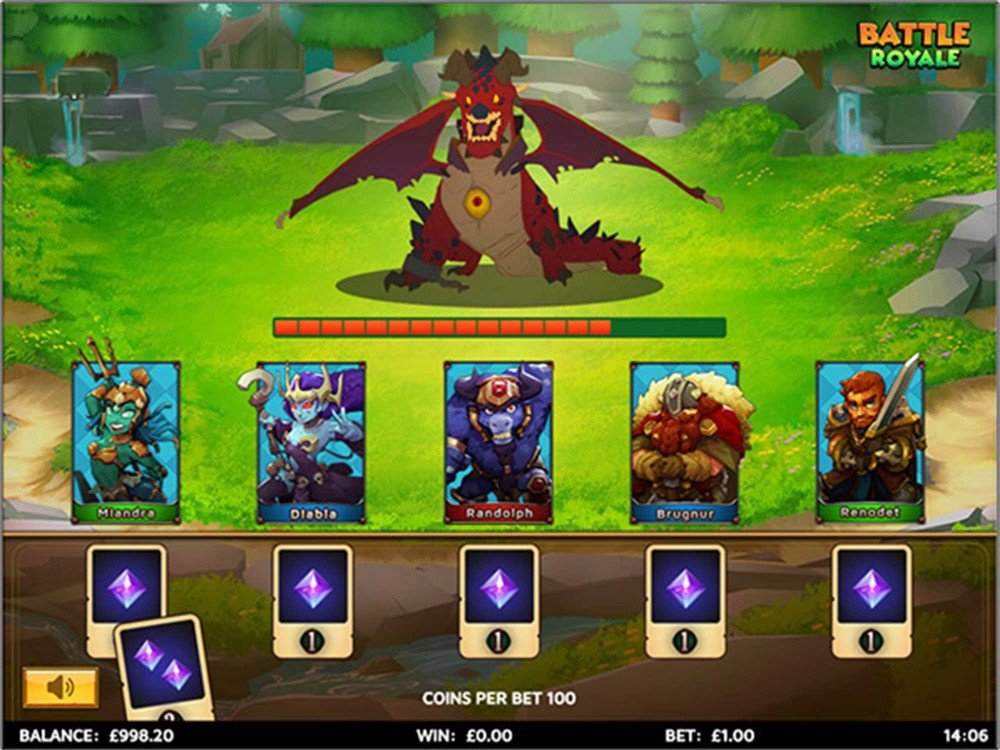 Battle  Royale screenshot