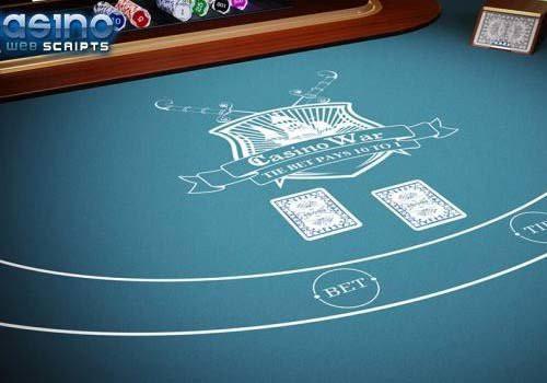 Casino War 2D