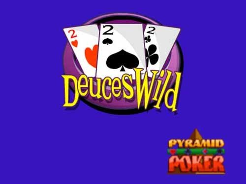 Deuces Wild Pyramid Poker