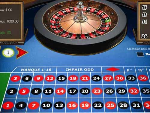 French Roulette 3D Advanced