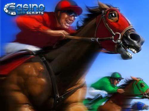 Horse Race Exacta - Lucky Derby