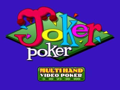Multihand Joker Poker