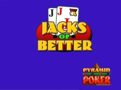 Jacks Or Better Pyramid Poker