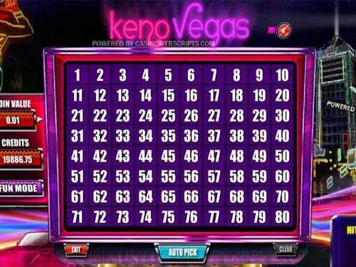 Keno Vegas
