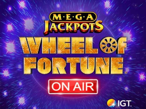 Mega Jackpots Wheel Of Fortune On Air