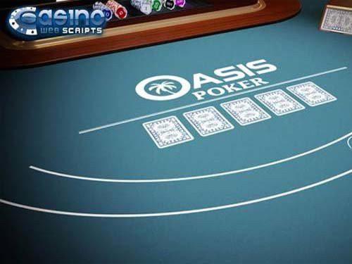 Oasis Poker 2D