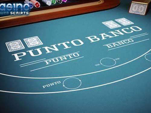 Punto Banco 2D