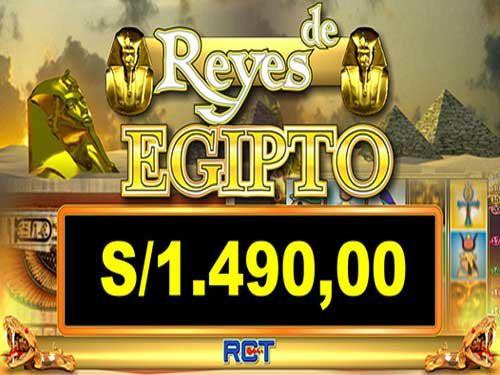Reyes de Egipto