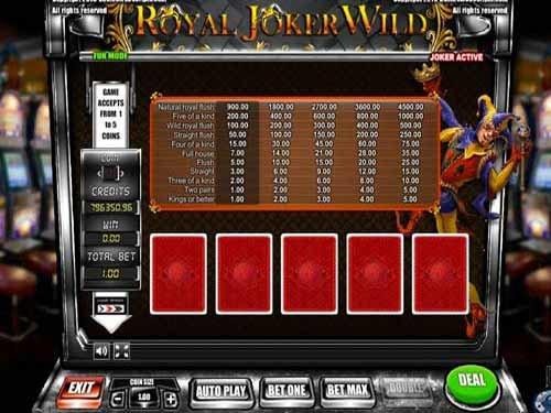 Royal Joker Wild