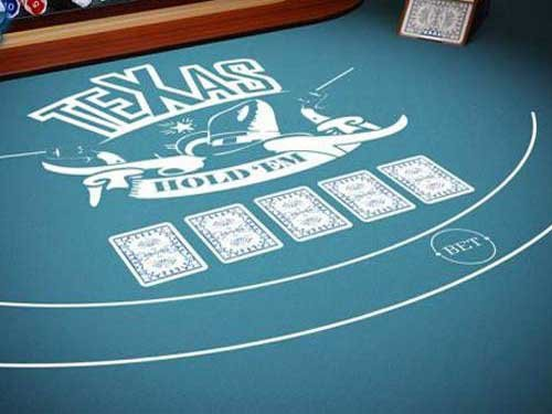 Texas Holdem 2D Heads-Up
