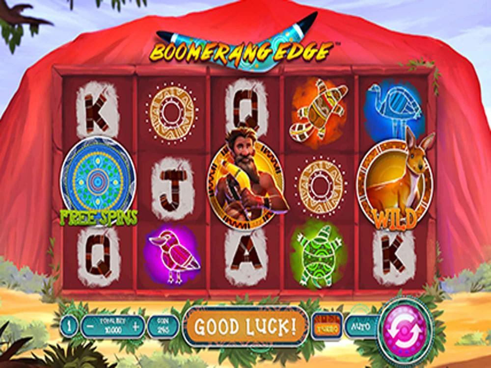 Boomerang Edge Slot screenshot