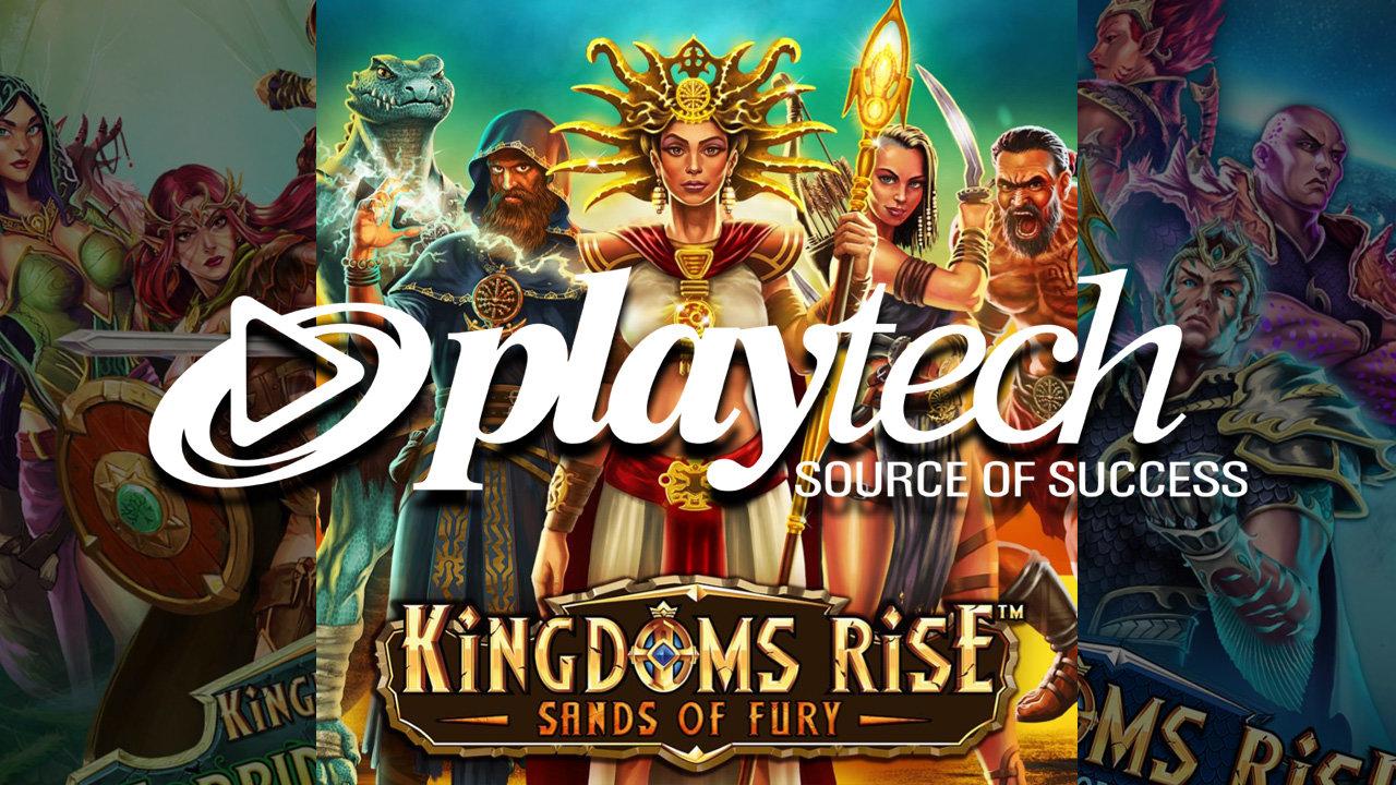 Playtech's 2019 Game Release Schedule Is A Winner! - Industry - GamblersPick