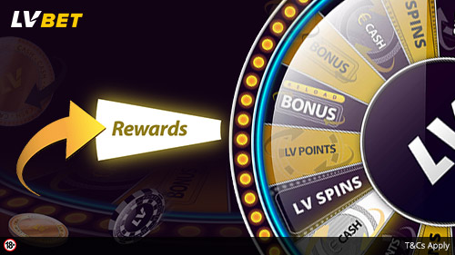Spin The Wheel Claim Rewards At Lvbet Casino Promotions