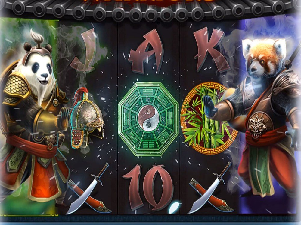 Age of Panda Warriors Slot screenshot