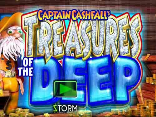 Captain Cashfall's Treasures of the Deep