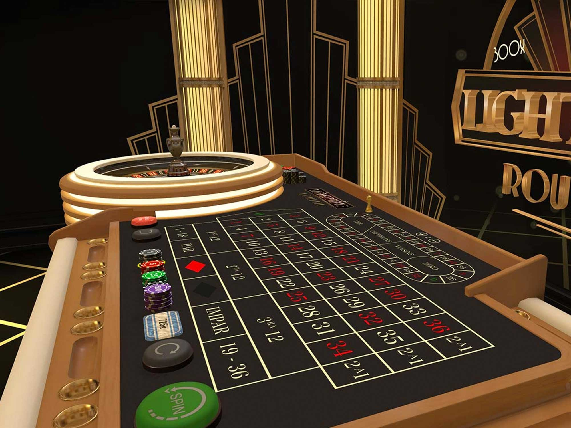 First Person Lightning Roulette Roulette Games Gamblerspick