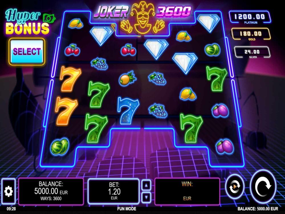 Spiele Joker 3600 - Video Slots Online