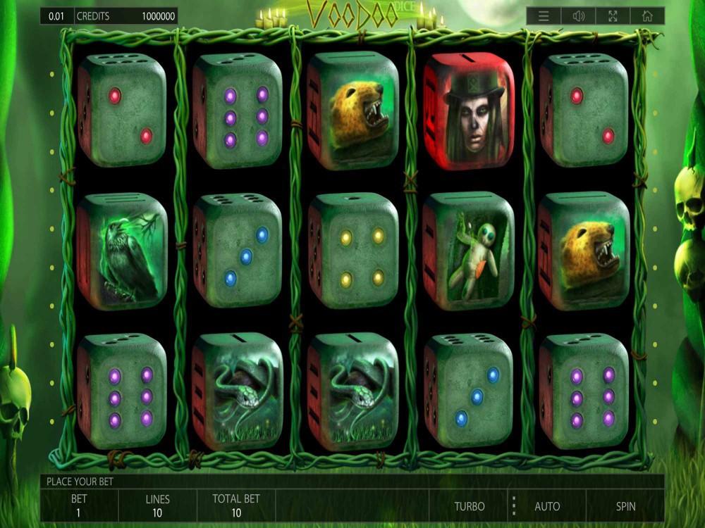 Voodoo Dice Slot screenshot