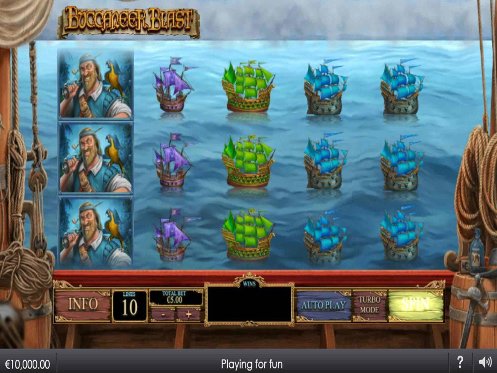 Spiele Buccaneer Blast - Video Slots Online