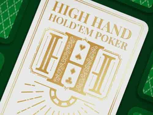 High Hand Hold'em Poker