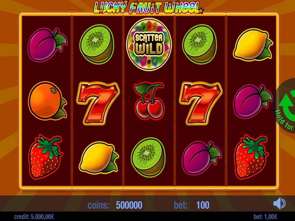 Spiele Lucky Fruit Wheel - Video Slots Online
