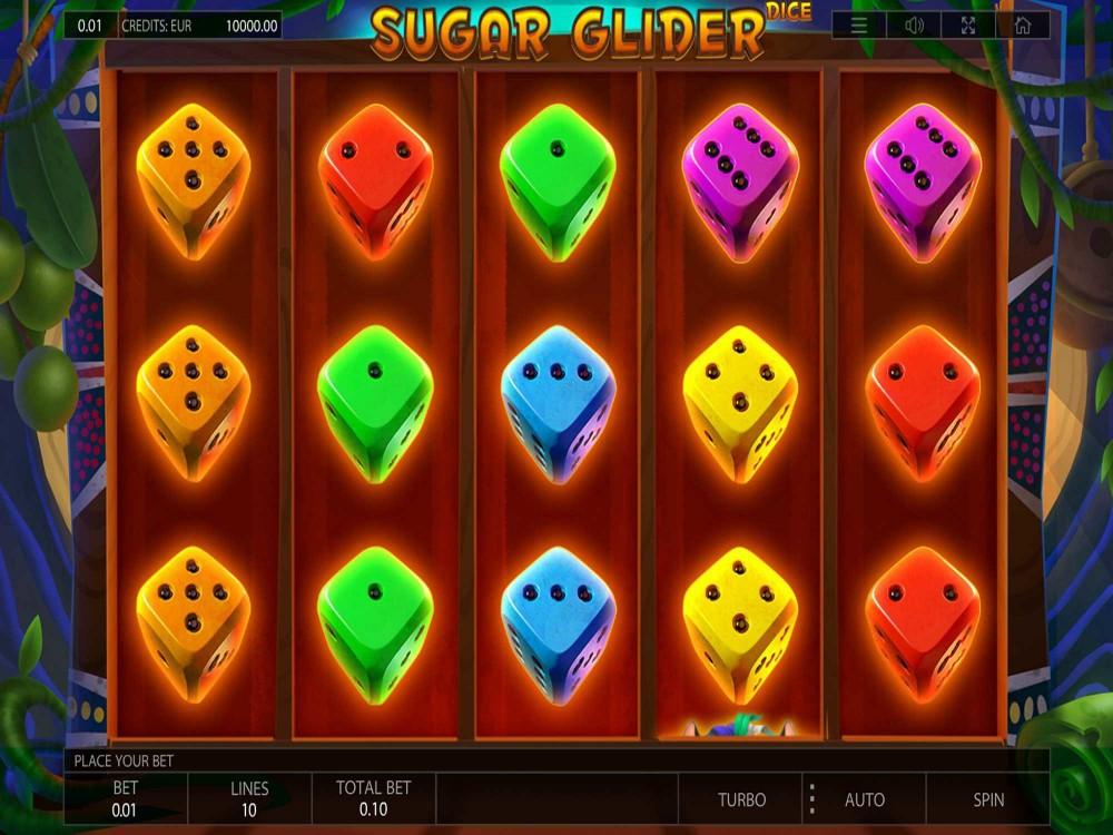 Spiele Sugar Glider Dice - Video Slots Online