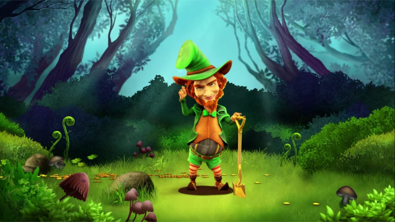 Spiele Larry The Leprechaun - Video Slots Online