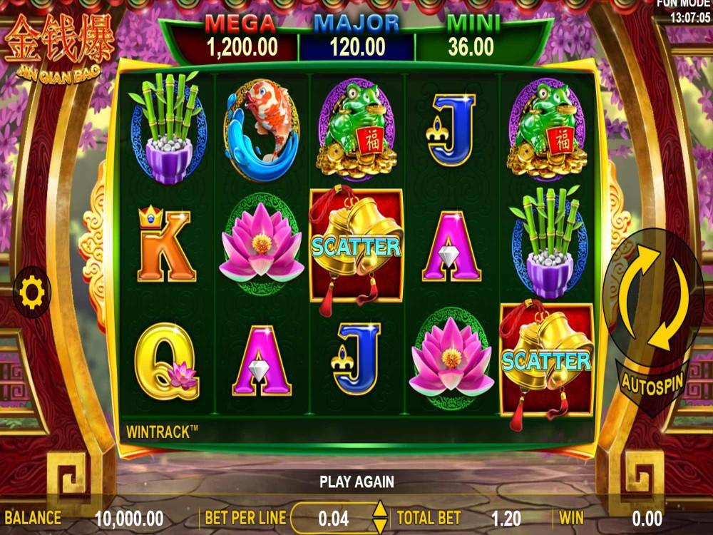 Jin Qian Bao Slot screenshot