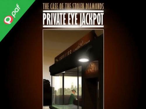 Private Eye Jackpot