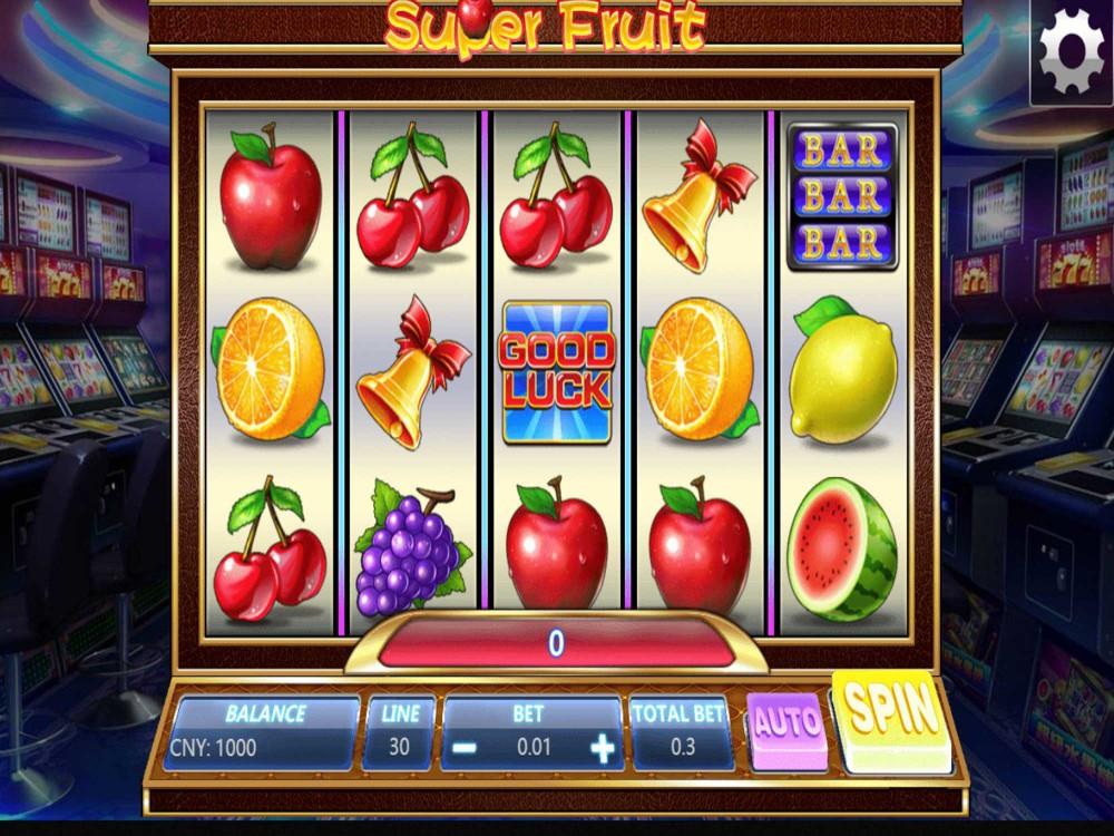 Slot Games Fruit